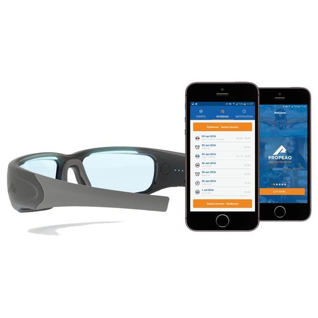 lichttherapie bril
